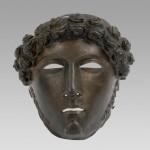 Šlem maska, Smederevo, 2. vek, Narodni muzej u Beogradu