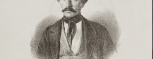 Анастас Јовановић, портрет Димитрије Аврамовић 1858 Насловна