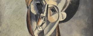 Арт тура панчево, Пикасо, Глава жене