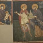 Данило II и поророк Данило, Богородица Одигитрија, средина XIV, Пећ