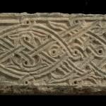 Део архиволте са преплетом, 1312-16, Бањске