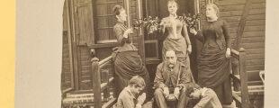 Едгар Дега, Апотеоза Едгара Дегаа, 1885