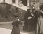 Едгар Дега, Улична сцена