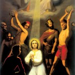 Каменовање Светог Стефана - Новак Радонић (1826–1890), Фонд Галерије Матице српске