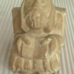 Конзола, калуђер са књигом, 1327-35, Дечани