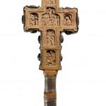Крст Грачаничког митрополита Никанора, Смира код Витине, 1551, НМБ