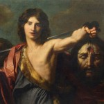 Николас Реније, Давид с Голијатовом главом, после 1626