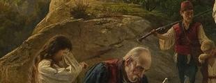 Пупин - уметност даривања - Урош-Предић-Херцеговачки-бегунци2