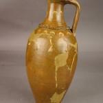 крчаг (lagoena), глина, инв. бр. D 547 II век