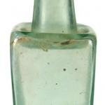 меркур боца, стакло, инв. бр. D 867, II век