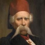Аксентије Мародић, Вук Караџић, уље на платну, 1863, ликовна збирка
