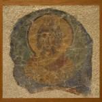 Азарија, Ђурђеви ступови, 1171-75, фреска