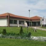Зграда Археолошког музеја Ђердапа са музејским парком - лапидаријумом