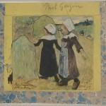 Пол Гоген, Радости Бретање, 1889.