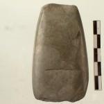 Пљосната секира од глачаног камена, Старчево-Град