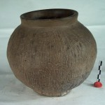 Лонац од печене земље украшен чешљањем, Старчево-Град