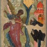 Икона Чудо у Хони, Хиландар, 16. век