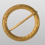 Запон хумског кнеза Петра, 1222-28, злато, нијело