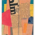 Карел Алберт Вилинк, Колаж, 1922.