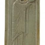 Богородица Заступница, Куршумлија, Богородичина црква, друга половина 12 – почетак 13. века, стеатит, позлата
