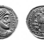Jулиjaн (361-363), солид (злато), ковница: Сирмијум0