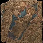 Набедреник (Силазак у Ад), крај 14 - почетак 15. века, свила