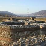 Остаци утврђења Дијана