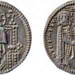 Краљ Стефан Драгутин (1276-1282/1316), AR динар
