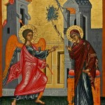 Икона Благовести, 16. век