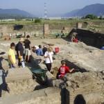 Археолошка ископавања на Дијани