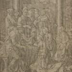 Лукас Ван Лејден, Естира пред Ахасфером, 1518.