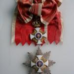 Орден Карађорђеве звезде I ред 1904, G. A. Scheid, Из заоставштине Јована Авакумовића