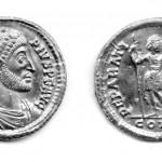 Прoкoпиje (365-366), солид (злато), ковница: Константинопољ