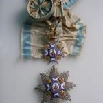 Орден Св. Саве I ред 1907, G. A. Scheid, Из заоставштине Миленка Веснића