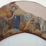 Милешева, Оплакивање Христа