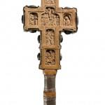 Крст са дршком митрополита Никанора, средина 16. века