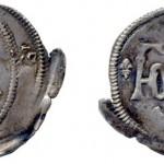 Деспот Ђурђе Бранковић (1427-1456), AR динар
