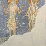 Милешева, Пустињаци Макарије и Онуфрије