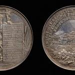 Битка код Сенте, 1697, Georg Hautsch (активан од 1679, умро пре 1745), Нирнберг, Сребро