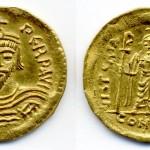 Фока (602-610),  AU солид