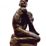 Симеон Роксандић (1874-1943), ПОЗЛЕДИО НОГУ, 1911.