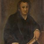 Марино Тартаља, Доситеј Обрадовић, уље на платну, ликовна збирка