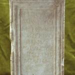Вотивна ара, Костолац (Viminacium), 2-3. век