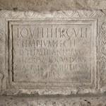 Вотивна плоча, Губеревац, Космај 1-2. век