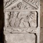 Надгробни споменик, Костолац (Viminacium), прва половина 2. века