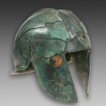 Шлем, Требениште, 6/5. век п.н.е.