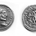 Гaлeриje (305-311), aурeус (злато), ковница: Никомедија