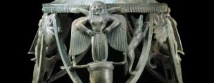 Троножац, Требениште, 6/5. век п.н.е.