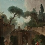Ибер Робер, Степениште Палате Фарнезе у Капрароли, 1768-69