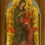 Круг Паола Венецијана, Богородица с Христом, 14. век